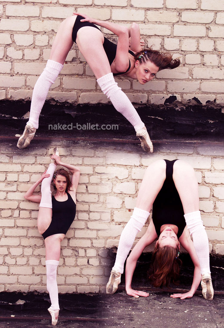 Nude ballet pics