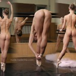 Tons of naked ballet photos and videos